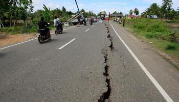 इंडोनेशियाला भूकंपाचा जोरदार धक्का