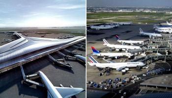 जगातील सर्वात मोठी विमानतळ (टॉप 10)