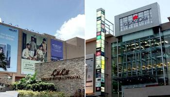हे आहेत भारतातले सगळ्यात मोठे मॉल्स