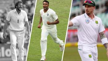 कसोटीत जलद २५० विकेट घेणारे क्रिकेटपटू