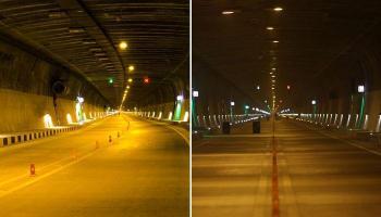 भारतातील सर्वांत लांब बोगद्यातला रस्ता : चेन्नई - नासरी