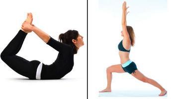 योगाची काही सोप्पी आसनं... फोटोंमधून
