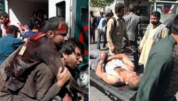 काबूलमध्ये आत्मघाती बॉम्बहल्ला