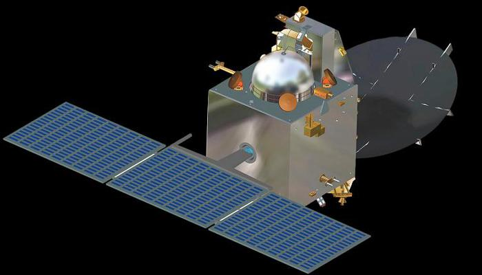 मंगळयानाचे 11.7 कोटी किलोमीटर अंतर पार