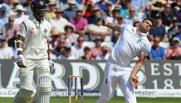 स्कोअरकार्ड - भारत वि. इंग्लड