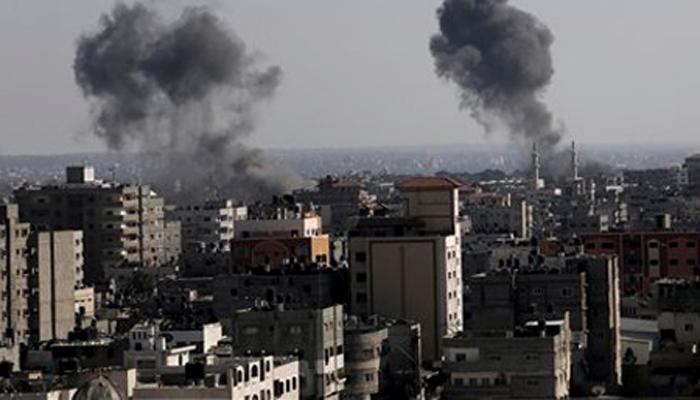 इस्रायलचे गाझावर भीषण हल्ले, बळींची संख्या 500 वर