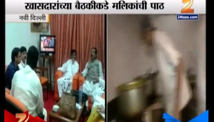 शिवसेनेचा दिल्लीत आवाज, महाराष्ट्र सदनला सुरक्षा