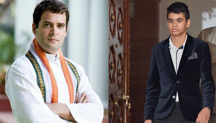 राहुल प्रियांकाच्या मुलाला दत्तक घेणार?