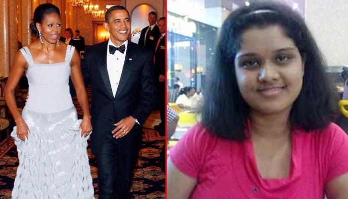 मराठमोळी नेहा ओबामा दाम्पत्यासाठीही ठरली 'प्रेरणा'!