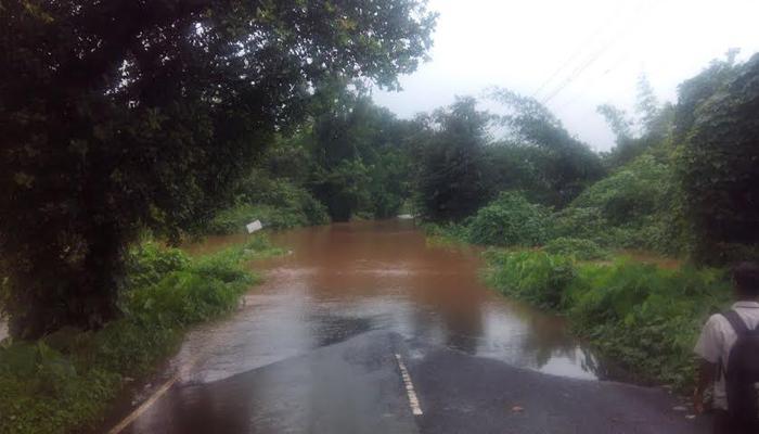 कोकण-नाशिकमध्ये मुसळधार पाऊस, पेण-खेडात पुराचे पाणी