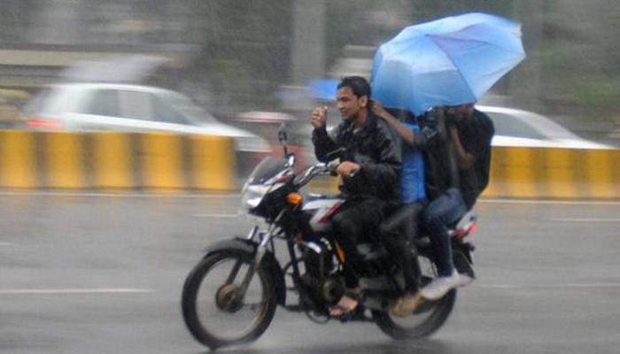 मुंबई आणि उपनगरांत धो-धो पाऊस