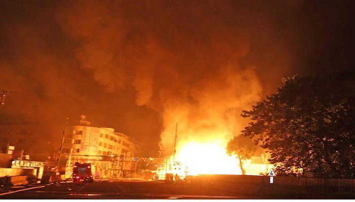 तैवानमध्ये गॅसपाईपलाईनच्या स्फोटात 24 ठारस 270 जखमी