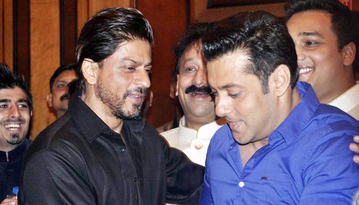 माझ्यात आणि सलमानमध्ये प्रेम आणि मैत्री- शाहरुख खान