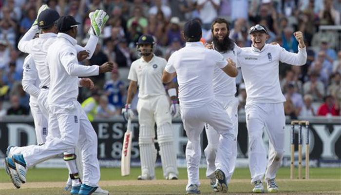 भारताचा इंग्लंडकडून एक डाव, 54 धावांनी पराभव