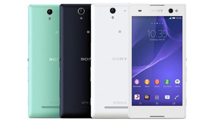 SONY नं लॉन्च केला जबरदस्त सेल्फी स्मार्टफोन Xperia c3