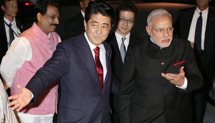 जपान भारतात करणार  35 अरब डॉलरची गुंतवणूक!