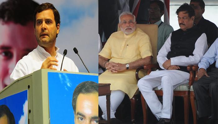 मोदी-राहुल गांधींची प्रतिष्ठा पणाला, दोन्ही पक्षांचा सरकारचा दावा