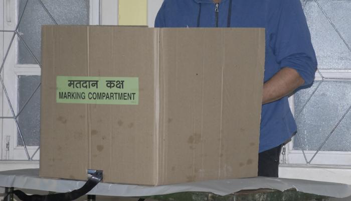 2009च्या निवडणुकीत मिळालेलं मतदान आणि टक्केवारी