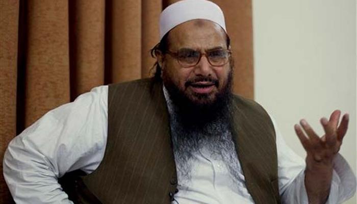 'हाफिज सईद मोकळा आहे कारण तो पाकिस्तानचा नागरिक आहे '