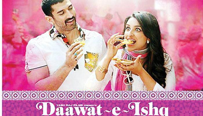 फिल्म रिव्ह्यू :  'दावत-ए-इश्क'मधून तडका गायब!