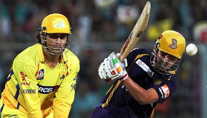 चेन्नईचा कोलकातावर ८ विकेटने विजय