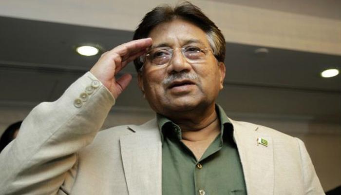 भारतानं पाकच्या संयमाची परीक्षा घेऊ नये - मुशर्रफ