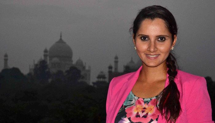 सानिया मिर्झाला ताज महालमध्ये नो एंट्री
