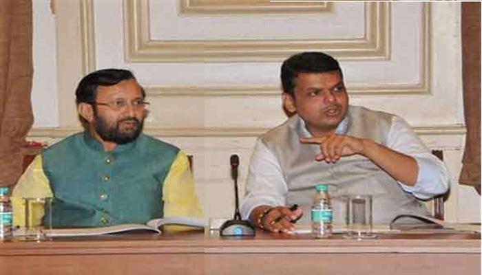 'शिवाजी महाराजांच्या स्मारकाला पर्यावरणाची लवकरच परवानगी'
