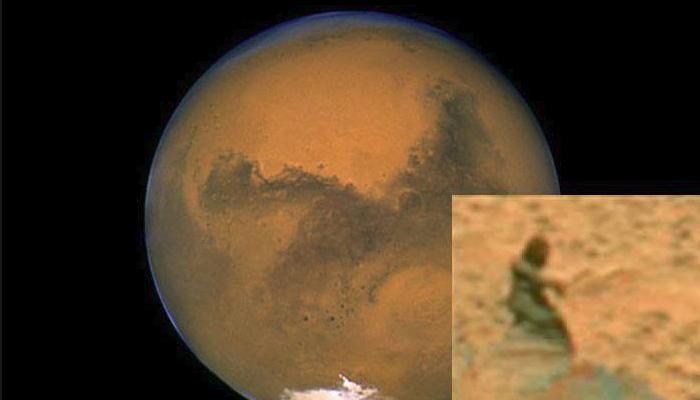 मंगळावर १९७९मध्ये माणसाचा वावर, नासाच्या माजी कर्मचाऱ्याचा दावा