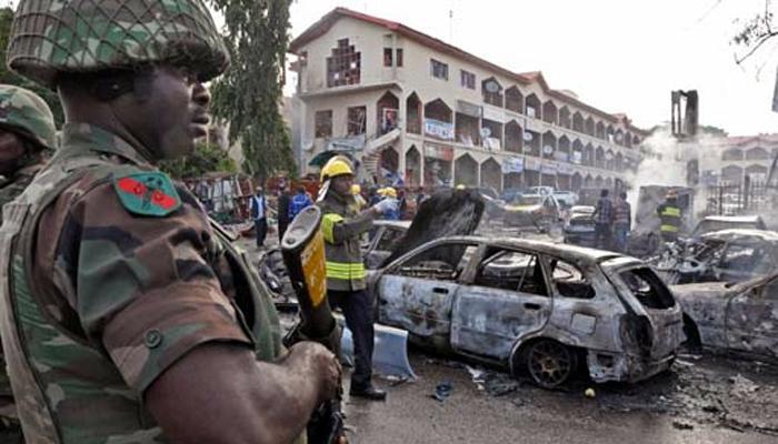 नायजेरियात मशिदीत स्फोट,  १२० ठार, २७० जखमी