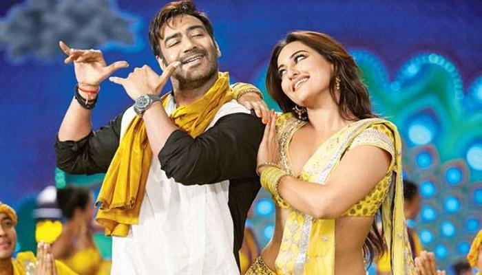 फिल्म रिव्ह्यू : 'अॅक्शन जॅक्सन'चा अजय देवगण तडका!