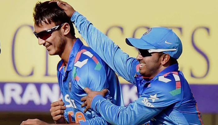 रवींद्र जडेजाऐवजी अक्षर पटेलला टीम इंडियात स्थान