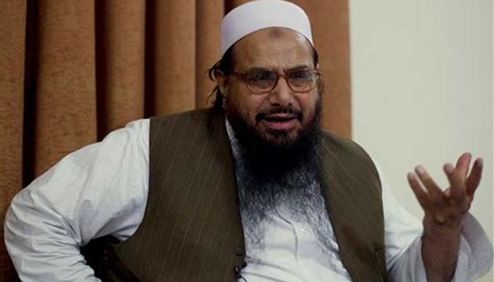 सईदला 'साहेब' म्हणण्याबद्दल संयुक्त राष्ट्रानं मागितली माफी