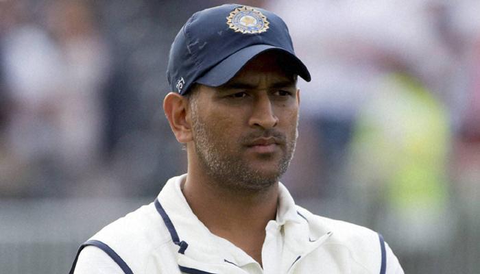 टीम इंडियाचा कॅप्टन धोनी टेस्ट क्रिकेटमधून निवृत्त