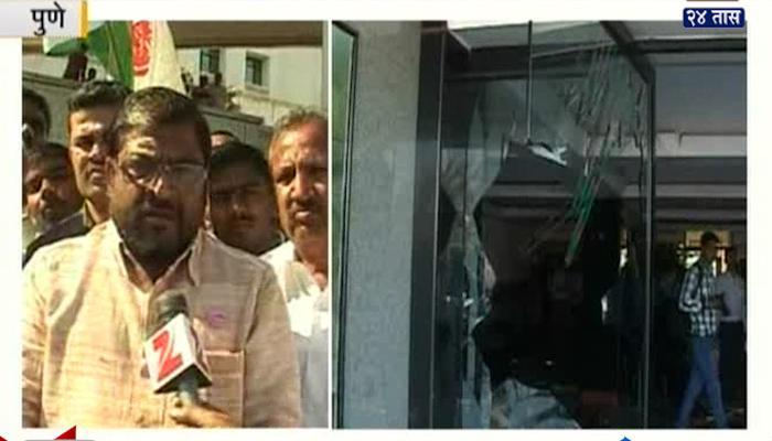 ऊसदर आंदोलनाला हिंसक वळण, शेकडो कार्यकर्त्यांना अटक