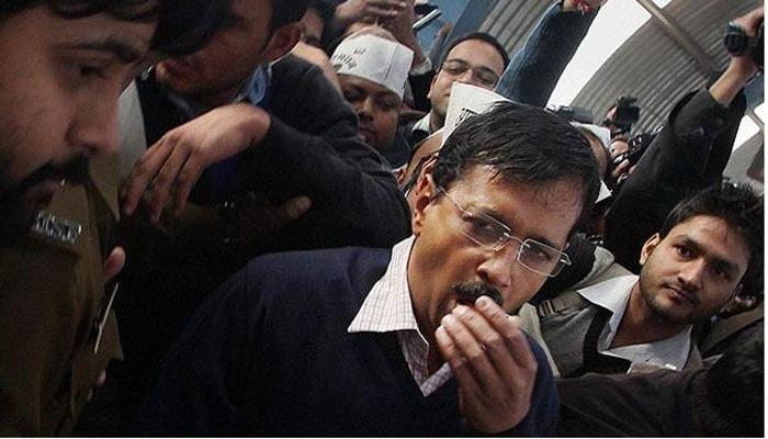 दिल्लीचे भावी मुख्यमंत्री अरविंद केजरीवाल आजारी, तापाने फणफणले!