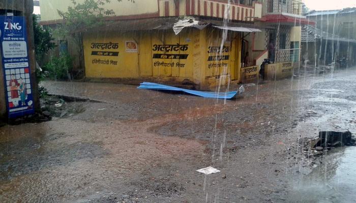 कोकणसह, पश्चिम महाराष्ट्रात पाऊस