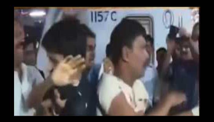 घाटकोपर रेल्वे स्टेशनवर परदेशी महिलेचा विनयभंग सीसीटी कॅमेऱ्यात कैद