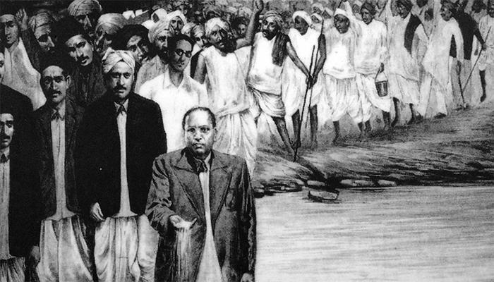 'हा जातीभेद नाही; पण, दलितांना पाण्याचा हक्क नाही'