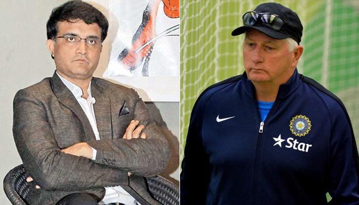सौरव गांगुली असेल टीम इंडियाचा नवा कोच - रिपोर्ट