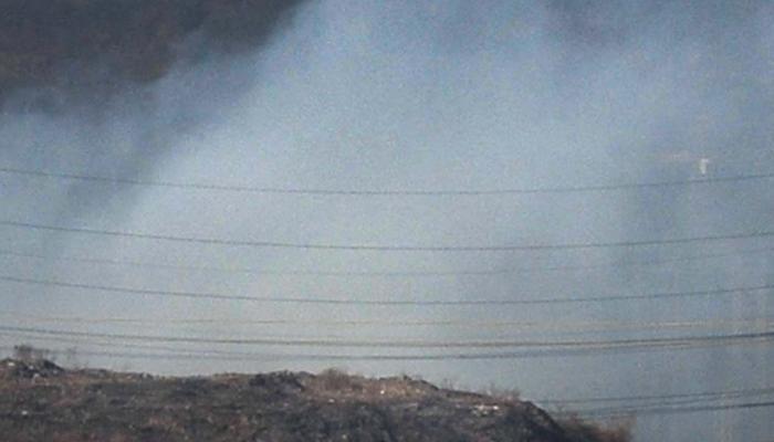 गोरेगावमध्ये आगीचे तांडव, १५० दुकानांचे नुकसान