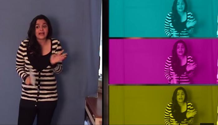 व्हिडिओ : आलियाचं फर्स्ट ऑडिशन तुम्ही पाहिलंय का?