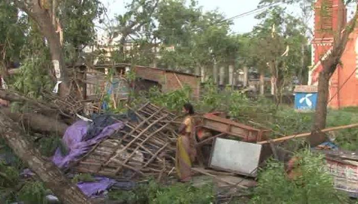 बिहारच्या अनेक जिल्ह्यात वादळाचा तडाखा, 32 जणांचा मृत्यू