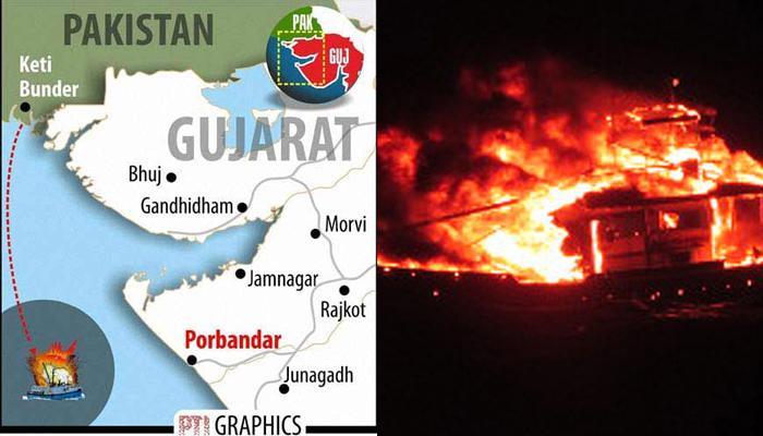 पाकिस्तानी बोटीचे गूढ कायम, दाऊद कनेक्शन