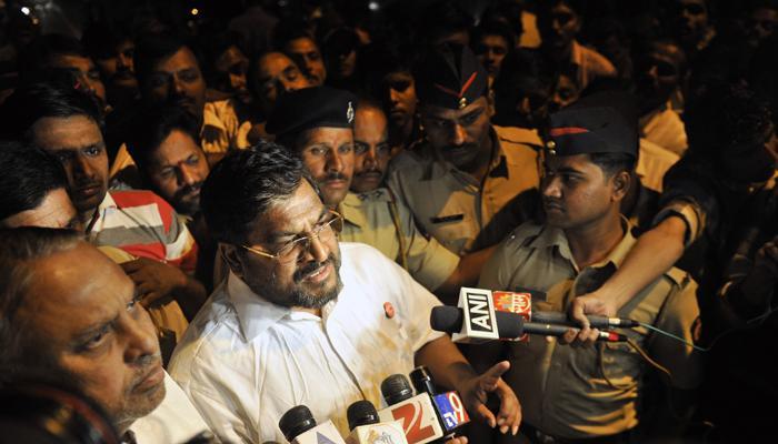 राजू शेट्टी यांची भाजप सरकारवर जोरदार हल्लाबोल