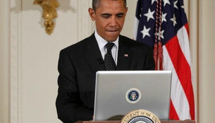 बराक ओबामा यांचे ई-मेल हॅक : रिपोर्ट