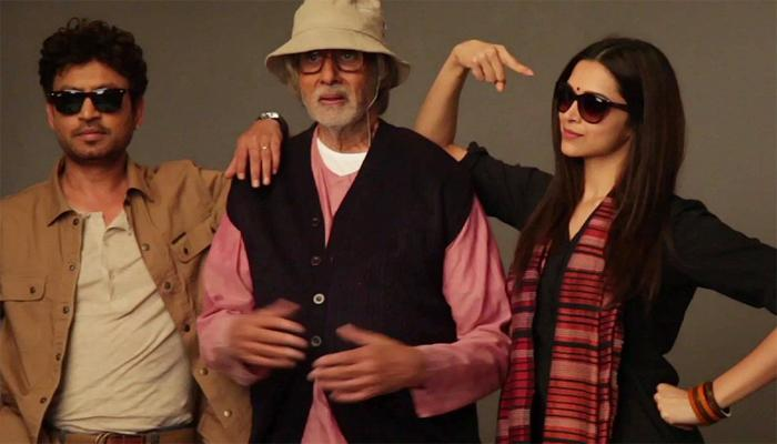 'पीकू' रिव्ह्यू : अमिताभ, दीपिका आणि इरफानच्या प्रेमात पडाल...