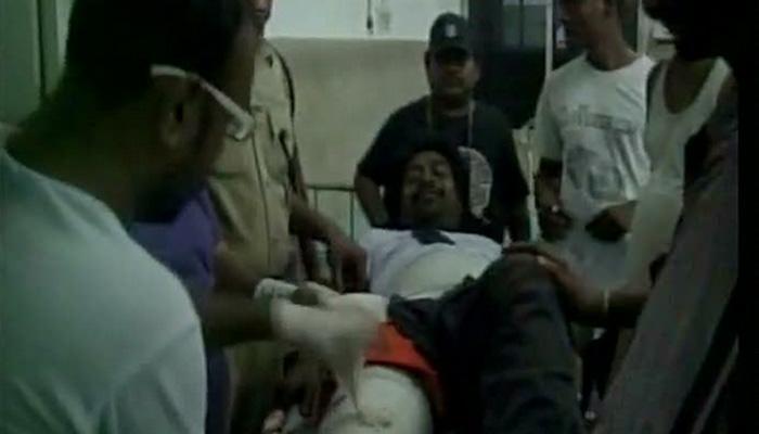 कोलकात्यात रेल्वेत बॉम्ब स्फोट, २५ प्रवासी जखमी