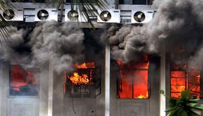 मुंबईत पुन्हा अग्नितांडव, अंधेरीत स्टुडिओला आग