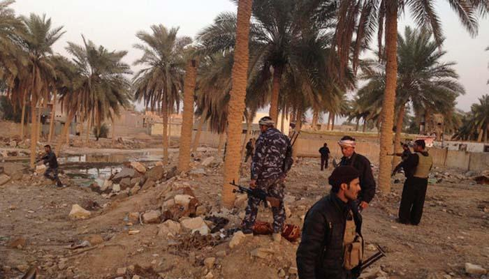 इराकच्या रमादी शहरावर इसिसचा ताबा, लढाई सुरूच